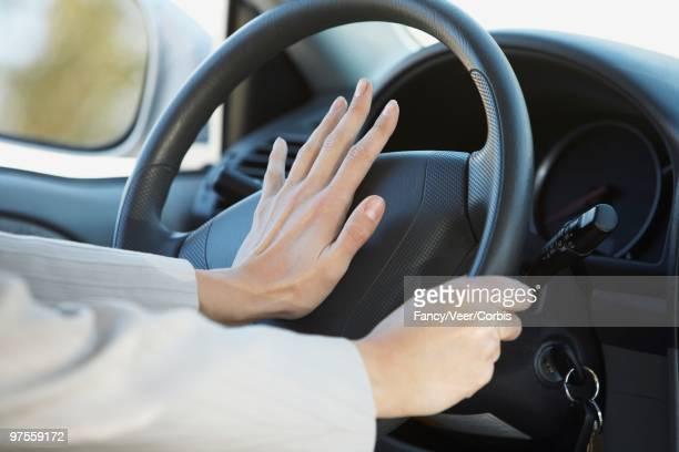 Honking the Car Horn