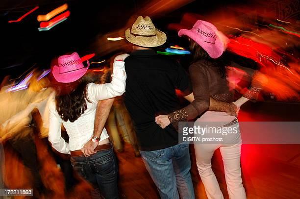 Honky Tonk Land Tanz Threesome