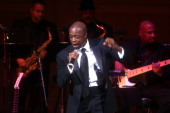 'Honor Blues Jazz Rhythm and Blues Soul and Beyond' at Carnegie Hall on Wednesday night March 4 2009This imageKem