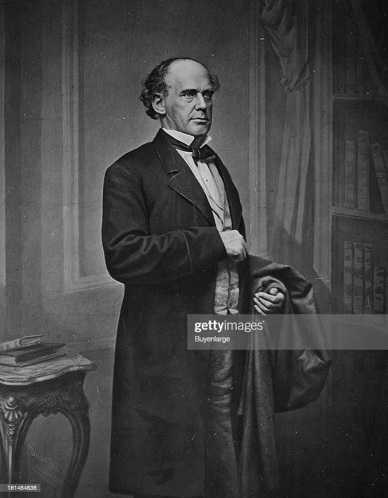 Honorable Salmon P Chase Chief Justice was one of the most prominent members of the new Republican Party before becoming Chief Justice Chase...