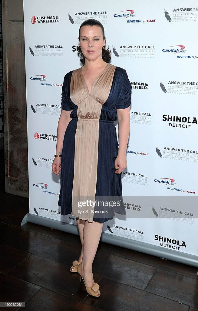 Honorary Chair Deborah Mazar attends the 2nd Annual New York Police Fire Widows' Children's Benefit Fund 'Kick Off To Summer' Benefit at Empire Hotel...