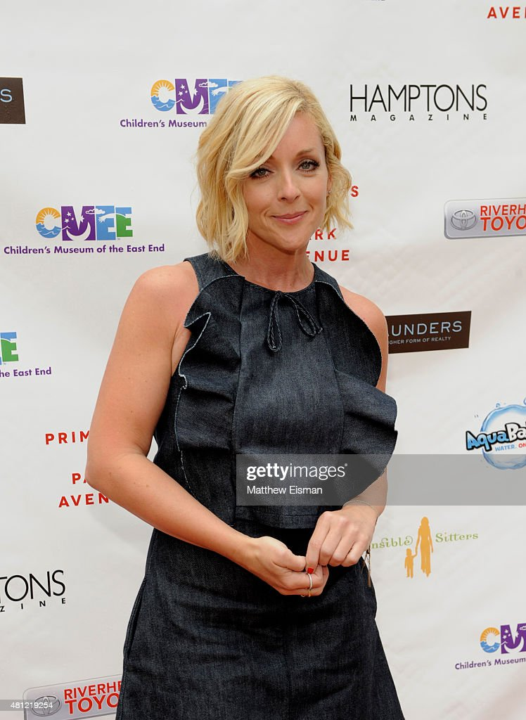 Honorary Chair <a gi-track='captionPersonalityLinkClicked' href=/galleries/search?phrase=Jane+Krakowski&family=editorial&specificpeople=203166 ng-click='$event.stopPropagation()'>Jane Krakowski</a> attends the Children's Museum of the East End's (CMEE) 7th Annual Family Fair at Children's Museum of the East End on July 18, 2015 in Bridgehampton, New York.
