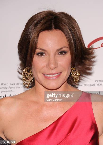 Honorary Chair Luann De Lesseps attends the 28th annual Fred Adele Astaire Awards at the Gerald W Lynch Theatre on June 7 2010 in New York City
