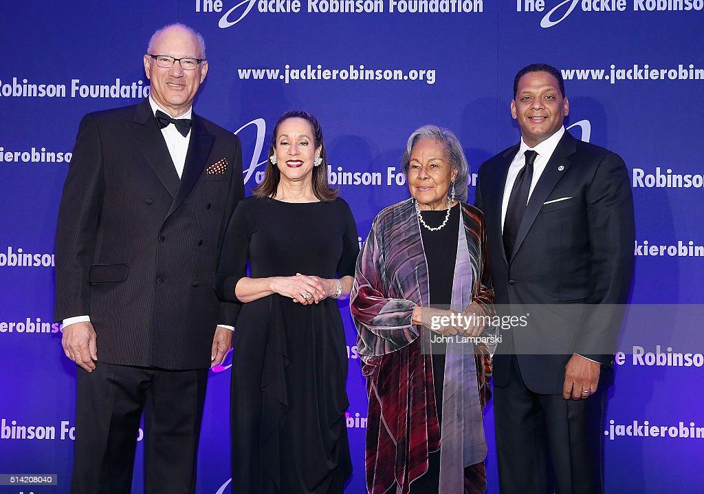 Honorary Chair of the Board Leonard S Coleman President and CEO Della Britton Baeza Founder Rachel Robinson and Chairman of the Board of Directors...