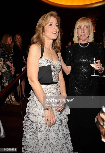 Honorary cochair Caroline Kennedy attends the American Ballet Theatre's 2011 Spring Gala at The Metropolitan Opera House on May 16 2011 in New York...