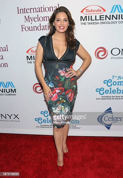 Honorary Committee member Alex Meneses attends the International Myeloma Foundation's 7th Annual Comedy Celebration Benefiting The Peter Boyle...