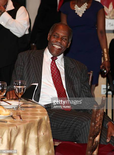 Honorary host and Committee CoChair actor and director Danny Glover attends the 2012 Center for NuLeadership Human Justice Gala at the SEIU 1199...