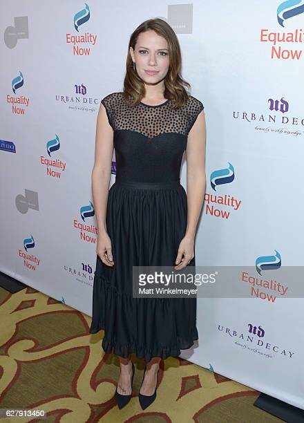 Honorary Host Committee Member Bethany Joy Lenz attends Equality Now's third annual 'Make Equality Reality' Gala on December 5 2016 in Beverly Hills...