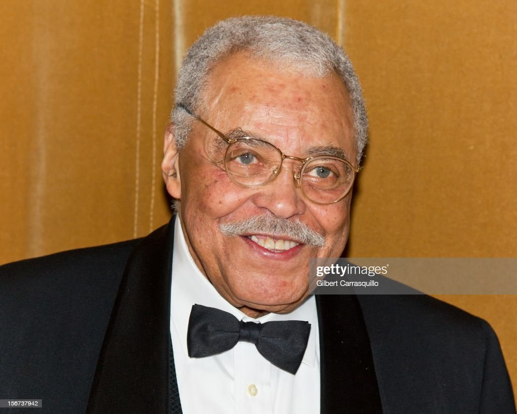 Honoree Actor James Earl Jones attends the 2012 Marian Anderson awards gala at Kimmel Center for the Performing Arts on November 19, 2012 in Philadelphia, Pennsylvania.