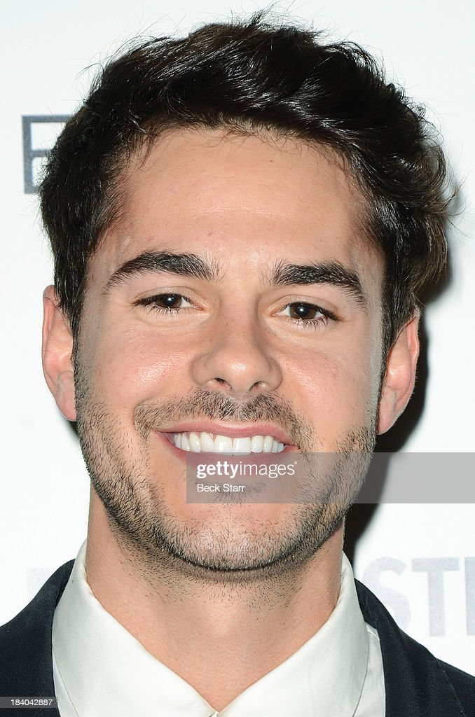 Honoree actor Jayson Blair arrives at the 2013 Bel-Air Film Festival Red Carpet Gala at Hammer Museum on October 10, 2013 in Westwood, California.