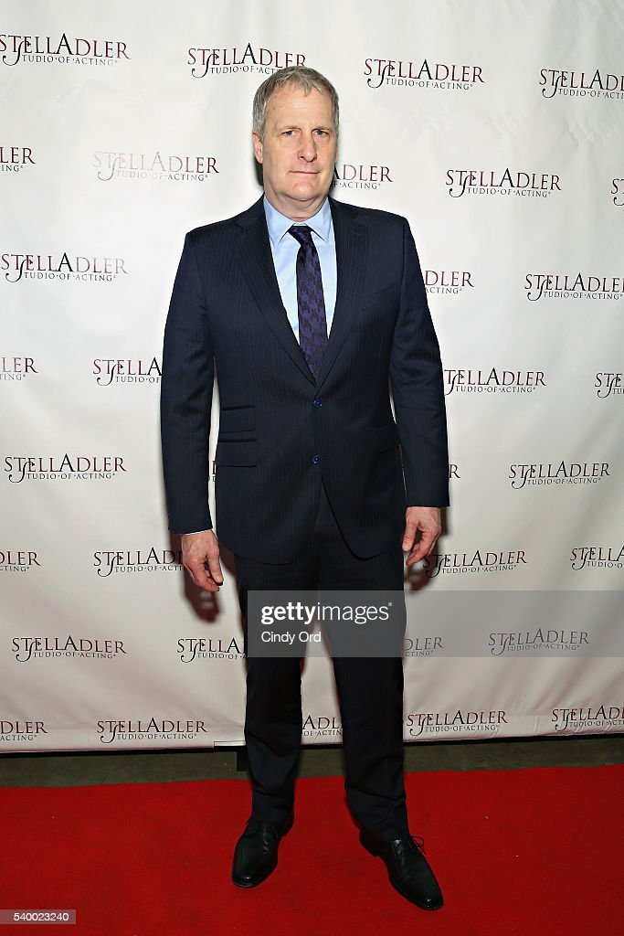 Honoree/ actor Jeff Daniels attends the Stella By Starlight 11th Annual Fundraising Gala at Prince George Ballroom on June 13, 2016 in New York City.