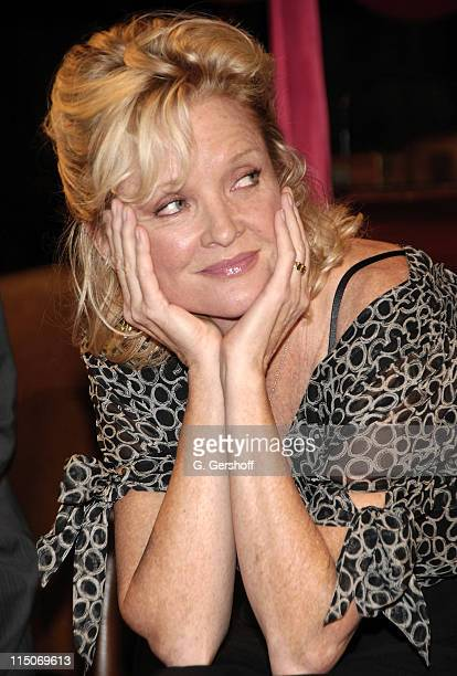 Honoree Actress Christine Ebersole at the 2007 New York State Senate Democratic Conference's 'Salute To Pride' Awards Event held at City Hall on...