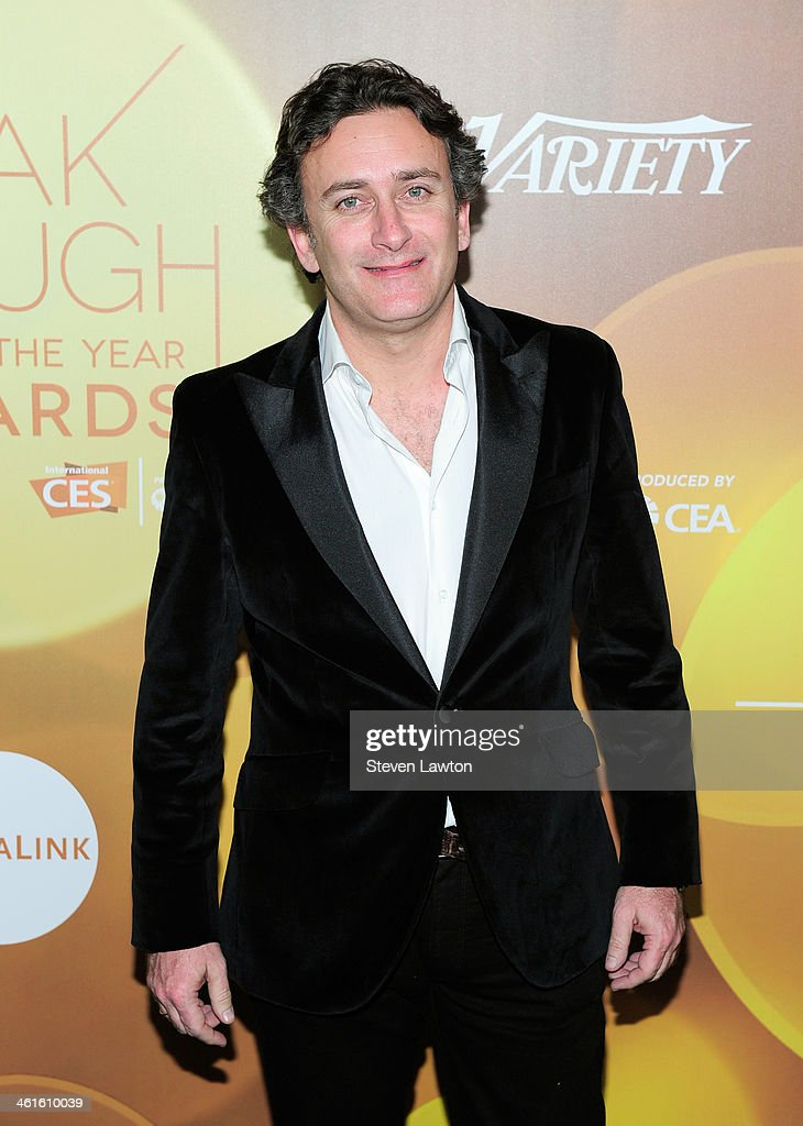 Honoree <a gi-track='captionPersonalityLinkClicked' href=/galleries/search?phrase=Alejandro+Agag&family=editorial&specificpeople=2910760 ng-click='$event.stopPropagation()'>Alejandro Agag</a> attends the Variety Breakthrough of the Year Awards during the 2014 International CES at The Las Vegas Hotel & Casino on January 9, 2014 in Las Vegas, Nevada.