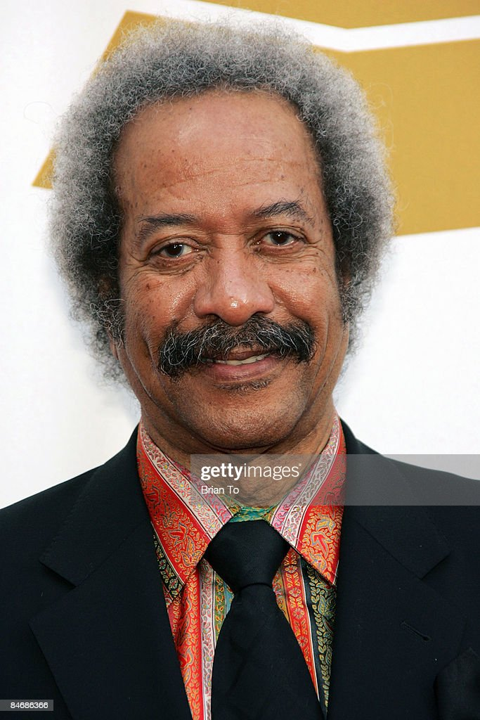 Honoree Allen Toussaint arrives at The Recording Academy's Special Merit Awards Ceremony at Wilshire Ebell Theater on February 7, 2009 in Los Angeles, California.