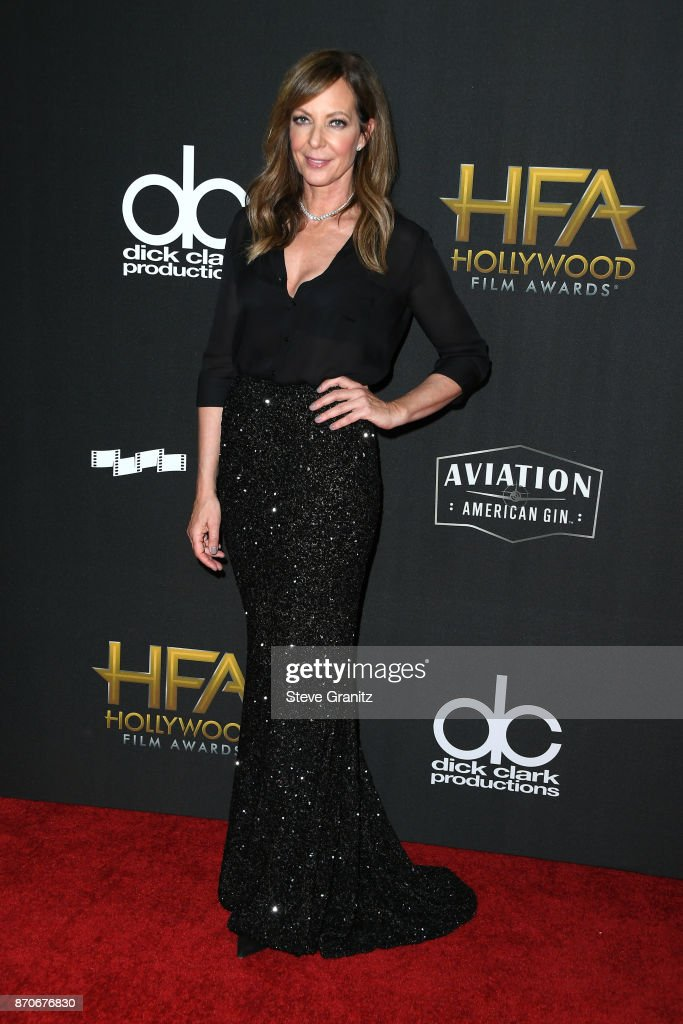 Honoree Allison Janney attends the 21st Annual Hollywood Film Awards at The Beverly Hilton Hotel on November 5, 2017 in Beverly Hills, California.
