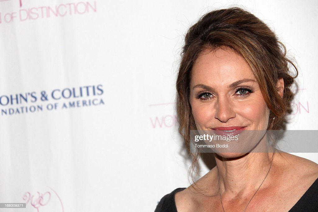 Honoree Amy Brenneman attends the Women of Distinction luncheon held at Beverly Hills Hotel on May 8, 2013 in Beverly Hills, California.