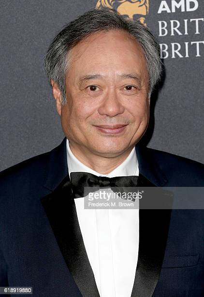 Honoree Ang Lee attends the 2016 AMD British Academy Britannia Awards presented by Jaguar Land Rover and American Airlines at The Beverly Hilton...
