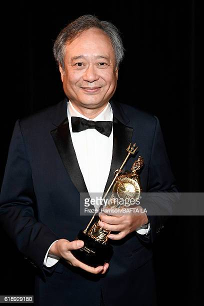 Honoree Ang Lee recipient of the John Schlesinger Britannia Award for Excellence in Directing attends the 2016 AMD British Academy Britannia Awards...