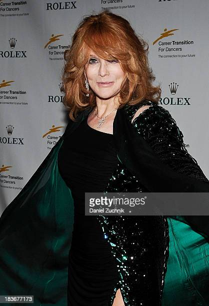 Honoree AnnMargret attends the 'Broadway And Beyond' Celebration at the Hilton New York on October 8 2013 in New York City