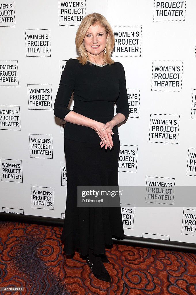 Honoree <a gi-track='captionPersonalityLinkClicked' href=/galleries/search?phrase=Arianna+Huffington&family=editorial&specificpeople=204730 ng-click='$event.stopPropagation()'>Arianna Huffington</a> attends the Women Project Theater's 2014 Women Of Achievement Gala at the Mandarin Oriental Hotel on March 10, 2014 in New York City.
