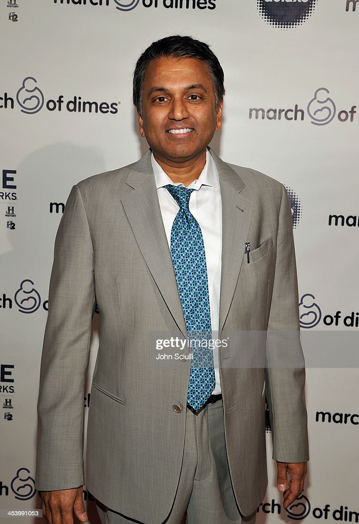 Honoree Balaji Govindaswami, M.D. attends the March of Dimes Celebration of Babies Luncheon at Beverly Hills Hotel on December 6, 2013 in Beverly Hills, California.