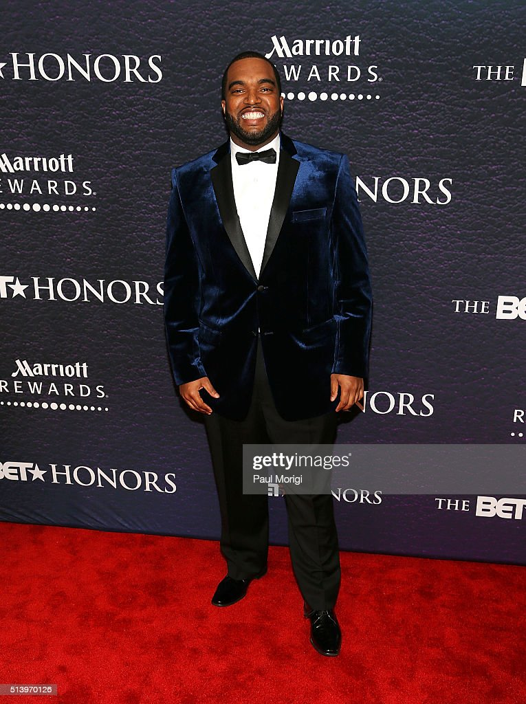 Honoree Brandon Frame attends the BET Honors 2016 at Warner Theatre on March 5 2016 in Washington DC