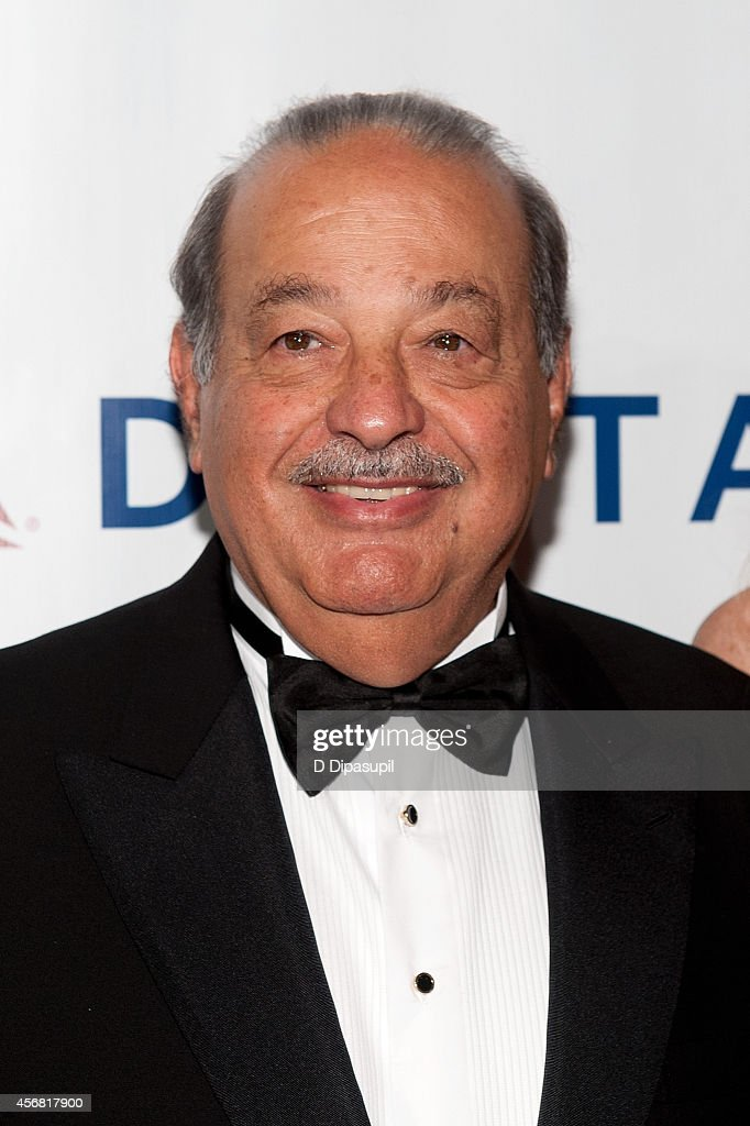 Honoree <a gi-track='captionPersonalityLinkClicked' href=/galleries/search?phrase=Carlos+Slim&family=editorial&specificpeople=584959 ng-click='$event.stopPropagation()'>Carlos Slim</a> attends the Friars Foundation Gala honoring Robert De Niro and <a gi-track='captionPersonalityLinkClicked' href=/galleries/search?phrase=Carlos+Slim&family=editorial&specificpeople=584959 ng-click='$event.stopPropagation()'>Carlos Slim</a> at The Waldorf=Astoria on October 7, 2014 in New York City.