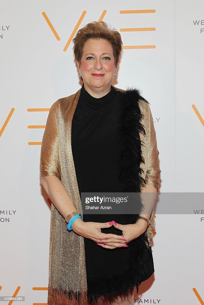 WAFF honoree Caryl M Stern attend the 2015 We are Family Foundation Celebration Gala at Hammerstein Ballroom on April 23 2015 in New York City