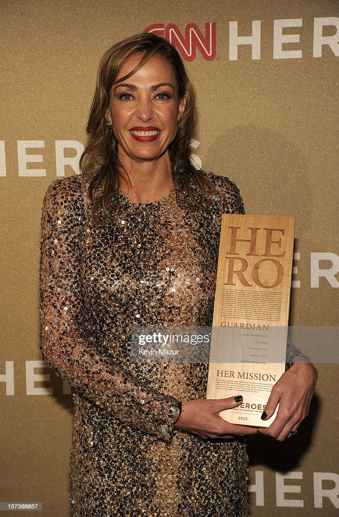 Honoree Catalina Escobar of the Juan Felipe Gomez Escobar Foundation attends the CNN Heroes: An All Star Tribute at The Shrine Auditorium on December 2, 2012 in Los Angeles, California. 23046_005_KM_0166.JPG