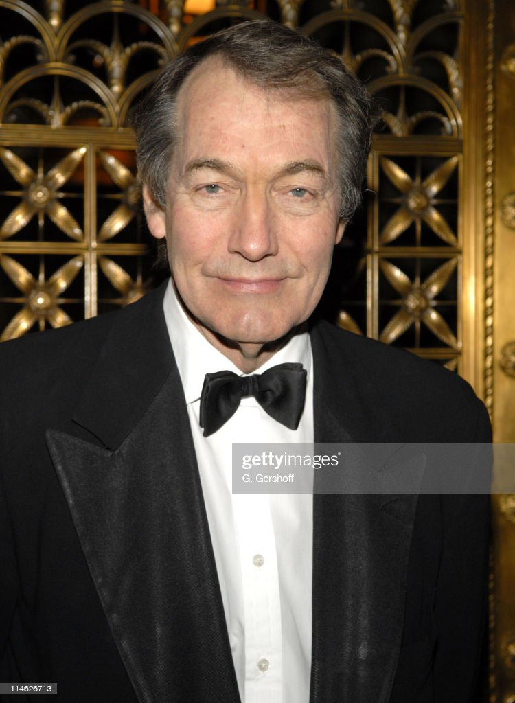 Honoree <a gi-track='captionPersonalityLinkClicked' href=/galleries/search?phrase=Charlie+Rose&family=editorial&specificpeople=535420 ng-click='$event.stopPropagation()'>Charlie Rose</a> during The French Institute Alliance Française Honors <a gi-track='captionPersonalityLinkClicked' href=/galleries/search?phrase=Charlie+Rose&family=editorial&specificpeople=535420 ng-click='$event.stopPropagation()'>Charlie Rose</a> and Bertrand Collomb at Trophee Des Arts Gala at Gotham Hall in New York City, New York, United States.