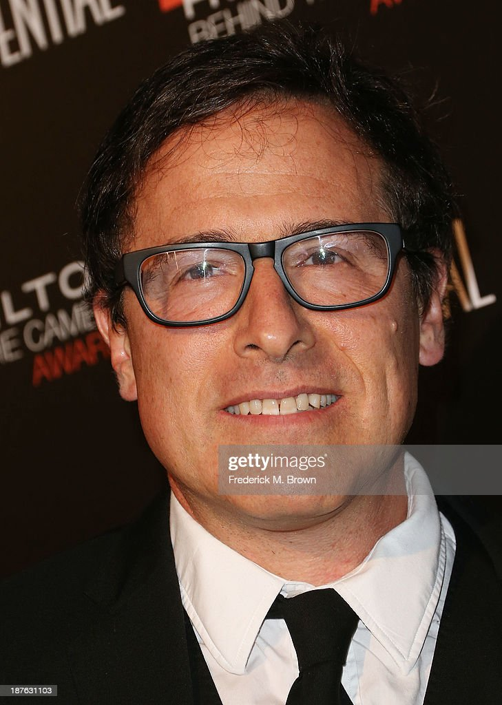 Honoree David O.Russell attends the Seventh Annual Hamilton Behind the Camera Awards at The Wilshire Ebell Theatre on November 10, 2013 in Los Angeles, California.