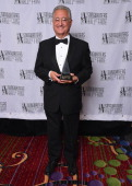 Honoree Del Bryant of BMI attends Songwriters Hall of Fame 45th Annual Induction And Awards at Marriott Marquis Theater on June 12 2014 in New York...