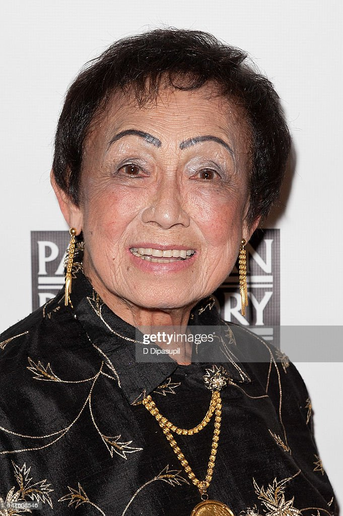 Honoree Dr. Patricia E. Taylor attends 'Legacy And Homecoming' the Pan Asian Repertory's 35th Anniversary Gala at The Edison Ballroom on March 19, 2012 in New York City.