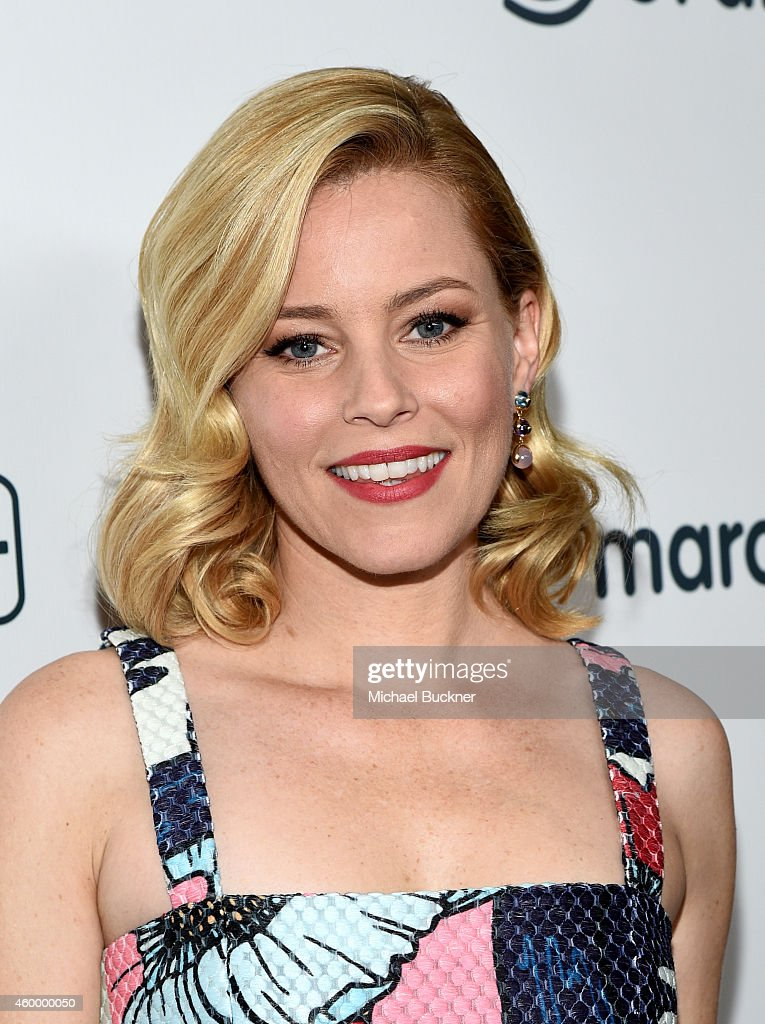 Honoree Elizabeth Banks attends March of Dimes' Celebration of Babies: A Hollywood Luncheon at the Beverly Wilshire Hotel on December 5, 2014 in Beverly Hills, California.