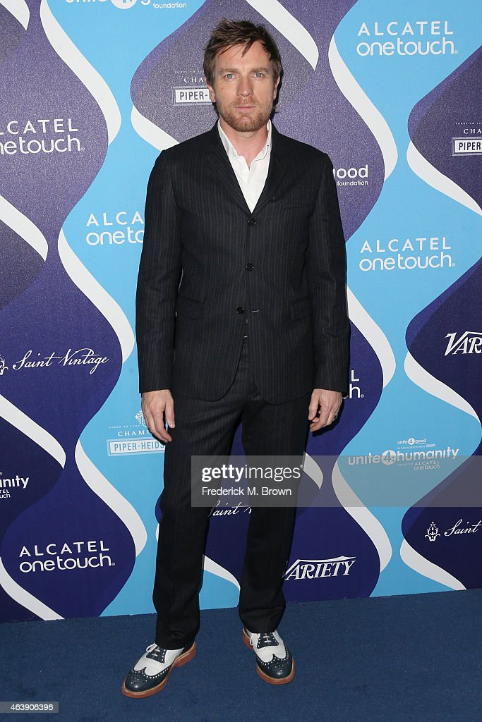 Honoree <a gi-track='captionPersonalityLinkClicked' href=/galleries/search?phrase=Ewan+McGregor&family=editorial&specificpeople=202863 ng-click='$event.stopPropagation()'>Ewan McGregor</a> attends the 2nd Annual unite4:humanity Presented By ALCATEL ONETOUCH at the Beverly Hilton Hotel on February 19, 2015 in Los Angeles, California.