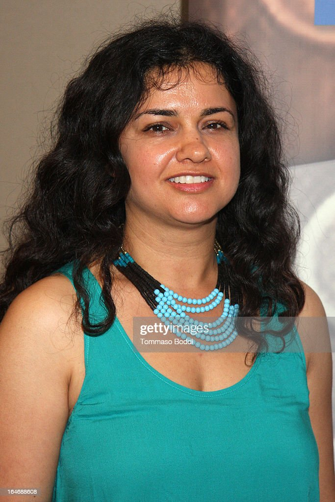 Honoree Geetika Lizardi attends the WGAW's 2013 TV Staffing Brief Press Conference held at Writers Guild of America, West on March 26, 2013 in Los Angeles, California.