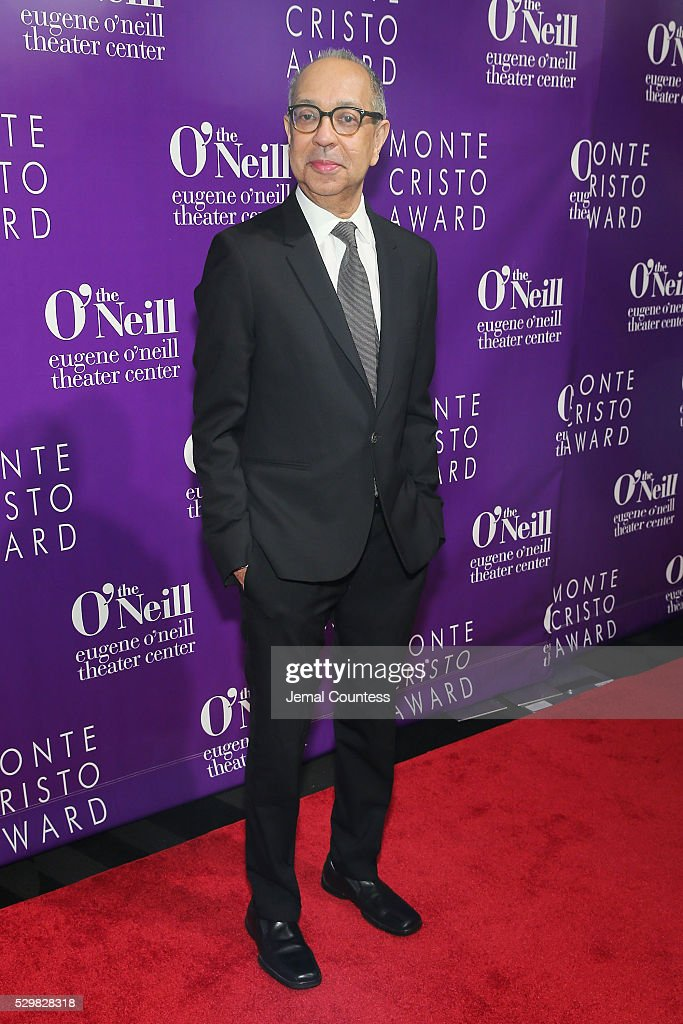 Honoree George C Wolfe attends the 16th Annual Monte Cristo Award ceremony honoring George C Wolfe presented by The Eugene O'Neill Theater Center at...