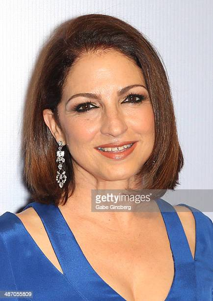 Honoree Gloria Estefan attends the 18th annual Keep Memory Alive 'Power of Love Gala' benefit for the Cleveland Clinic Lou Ruvo Center for Brain...