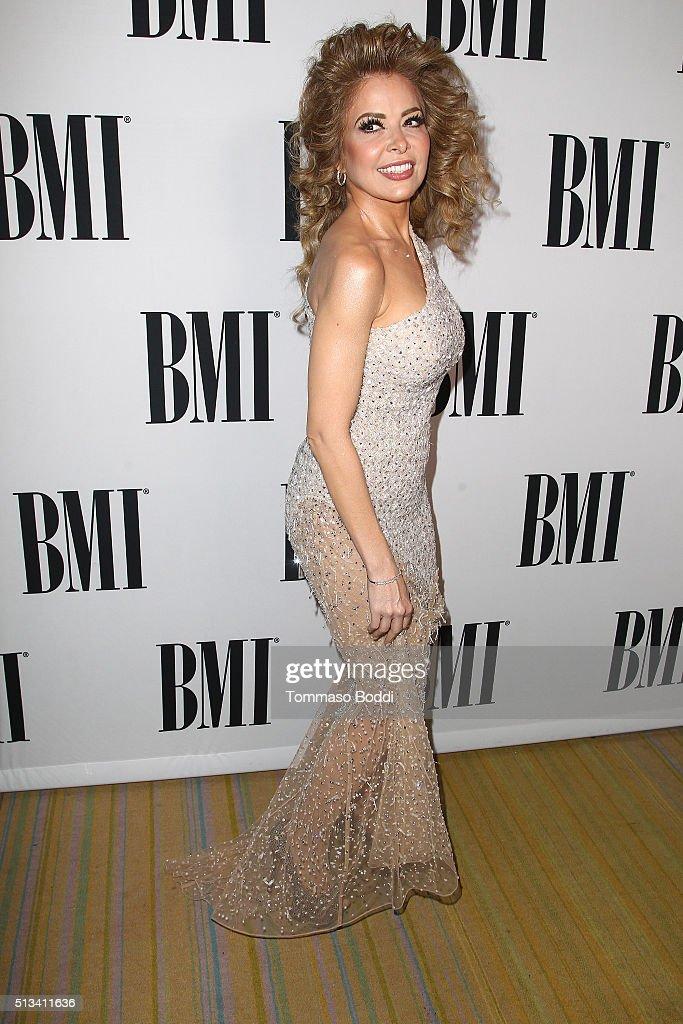 23rd Annual BMI Latin Awards - Arrivals
