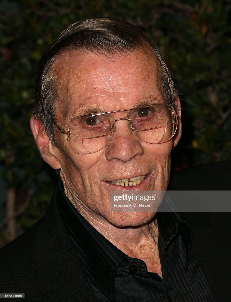 Honoree Hal Needham attends the Academy Of Motion Picture Arts And Sciences' 4th Annual Governors Awards at Hollywood and Highland on December 1, 2012 in Hollywood, California.