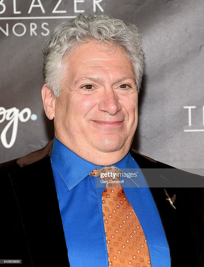 Honoree Harvey Fierstein attends 2016 Logo's Trailblazer Honors at Cathedral of St John the Divine on June 23 2016 in New York City