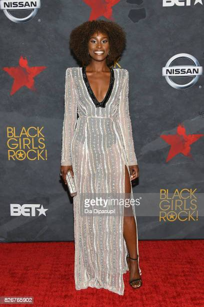 Honoree Issa Rae attends Black Girls Rock 2017 at NJPAC on August 5 2017 in Newark New Jersey