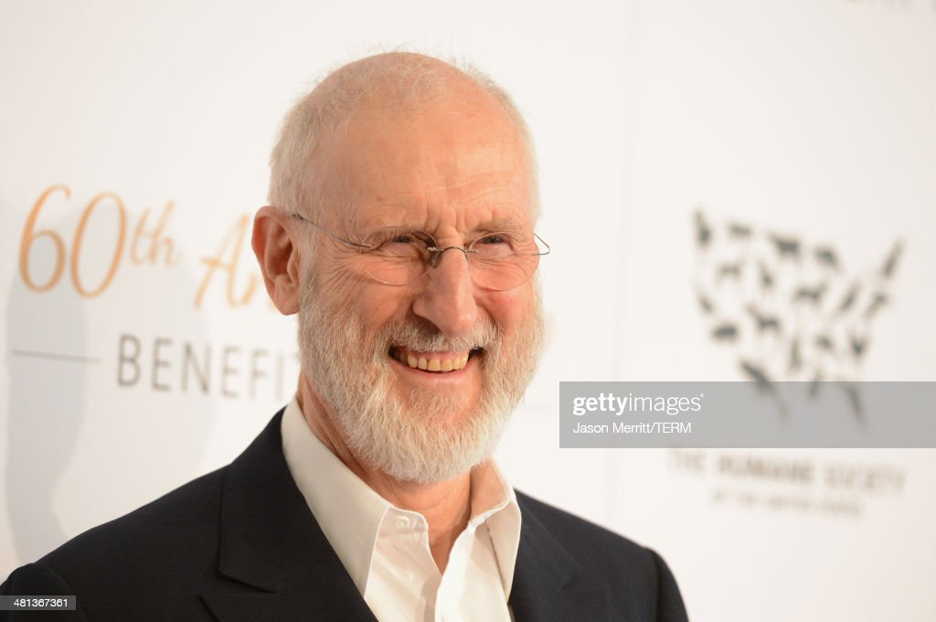 Honoree <a gi-track='captionPersonalityLinkClicked' href=/galleries/search?phrase=James+Cromwell&family=editorial&specificpeople=211295 ng-click='$event.stopPropagation()'>James Cromwell</a> attends the Humane Society of The United States 60th Anniversary Gala at The Beverly Hilton Hotel on March 29, 2014 in Beverly Hills, California.