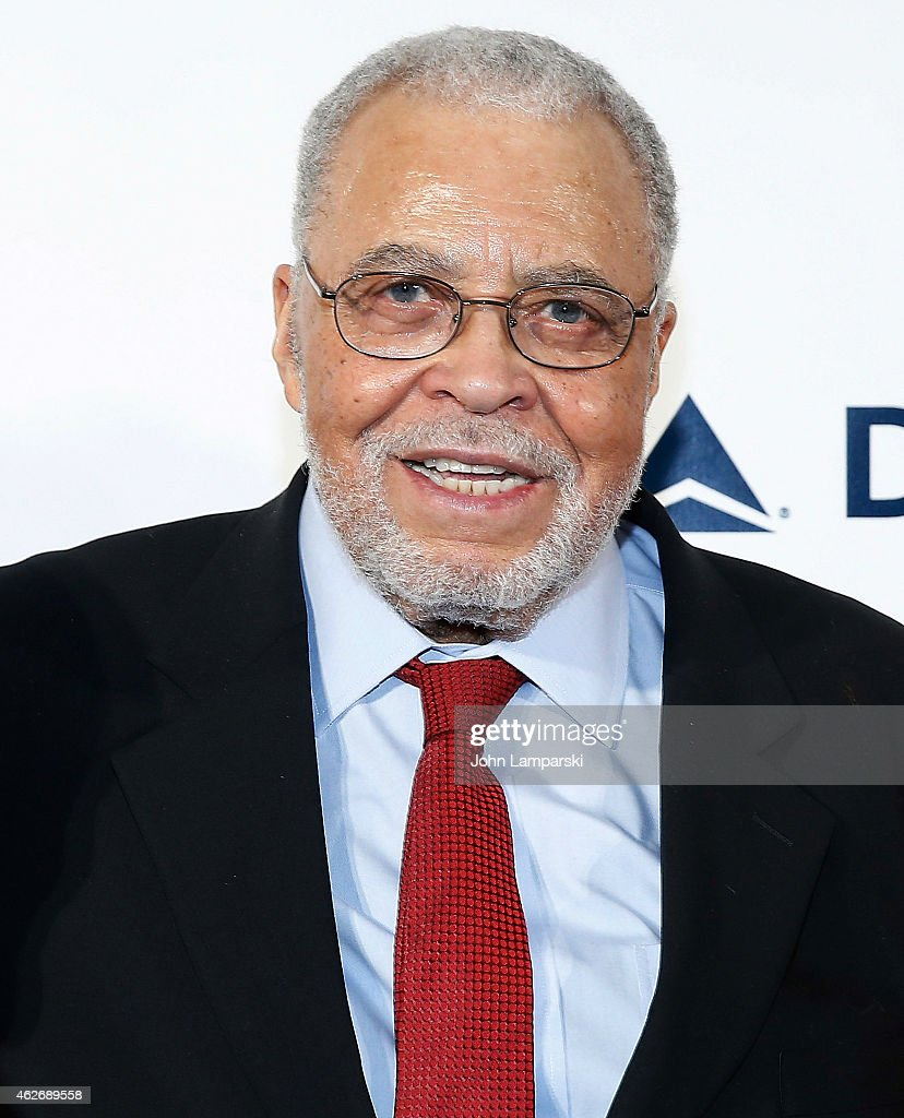 Honoree James Earl Jones attends The Drama League's 31st Annual Musical Celebration Of Broadway at The Pierre Hotel on February 2, 2015 in New York City.