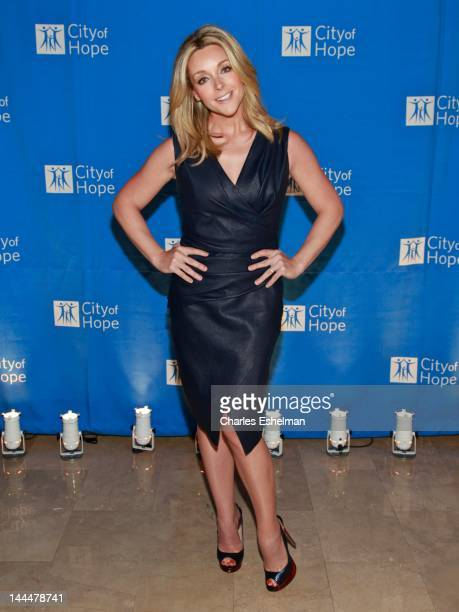 Honoree Jane Krakowski attends the City Of Hope's Annual Spring Luncheon at The Plaza Hotel on May 14 2012 in New York City