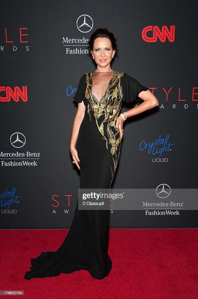 Honoree Janie Bryant attends the 2013 Style Awards at Lincoln Center on September 4, 2013 in New York City.