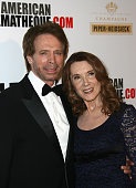 Honoree Jerry Bruckheimer and Linda Bruckheimer arrive at the 27th American Cinematheque Award honoring Jerry Bruckheimer at The Beverly Hilton Hotel...