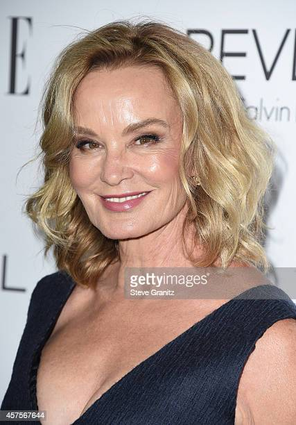 Honoree Jessica Lange attends the 2014 ELLE Women In Hollywood Awards at the Four Seasons Hotel on October 20 2014 in Beverly Hills California