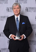 Honoree Jim Weatherly attends Songwriters Hall of Fame 45th Annual Induction And Awards at Marriott Marquis Theater on June 12 2014 in New York City