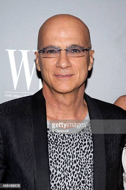 Honoree Jimmy Iovine attends WSJ Magazine's 'Innovator Of The Year' Awards at the Museum of Modern Art on November 5 2014 in New York City